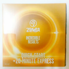 Zumba Incredible Results Quick Start + 20-Minute Express Basic Step DVD Only