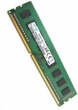 New Samsung 4GB 1RX8 PC3-12800U-11-13-A1 DDR3-1600MHz Memory 655410-150