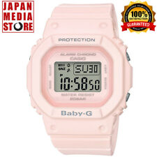 CASIO BABY-G BGD-560-4JF Chronograph Quartz Women Watch BGD-560-4