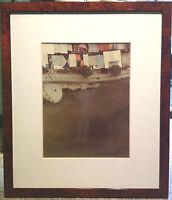Mario Giacomelli, Le mie Marche, Fotografia Cibachrome, 1975 ca., cm.25x19