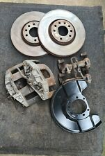SAAB 9-3 03-12 314MM FRONT BRAKE UPGRADE COMPLETE SET