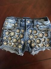 Miss Me Girls Size 10 Shorts