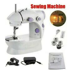 Mini Electric Portable Sewing Machine Foot Pedal Home Crafting DIY Project NEW
