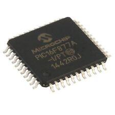 Microcontrolador PIC16F877A-I/PT Microchip TQFP - 44
