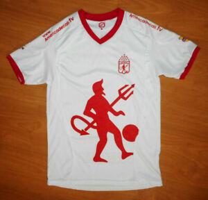 Vicbay Team America de Cali S.A. Men's White Away Soccer Jersey Size S Small