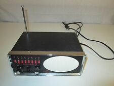 Vintage Bearcat Iii Scanner Receiver by Electra