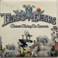 TEARS FOR FEARS : CLOSEST THING TO HEAVEN - [ CD SINGLE ]