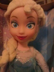 Disney Princess Frozen ELSA 14 inch plush Doll