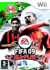 FIFA Soccer 09 All-Play - Nintendo Wii Game Wii Video Games