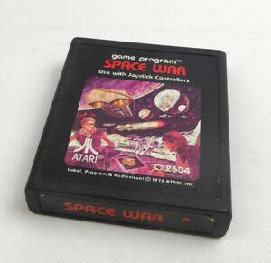 Atari 2600 Spiel -- SPACE WAR (PAL) -- Atari VCS