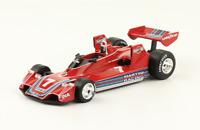 Brabham BT45 1976 Carlos Reutemann Rare Formula 1 F1 Diecast Car 1:43 + Magazine