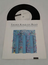 """Third Kind of Blue 7"""" Upon Arrival/Free to Love Promo German Rare Jazz PS NM"""