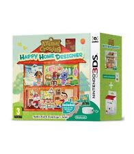 Animal Crossing Happy Home Designer Nintendo NFC 3DS (SP)