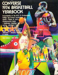 1974 Converse Basketball Yearbook em