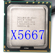 Intel Xeon X5667 3.06 GHz Quad-Core 12MB 6.4GT/S LGA 1366 Processor (SLBVA)