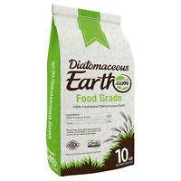 10 LBS Diatomaceous Earth - 100% Organic Food Grade Diamateous Earth Powder