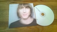 CD Pop Maximilian Hecker - One Day (11 Song) Promo LOUISVILLE ROADRUNNER cb