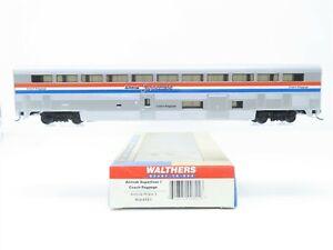 HO Walthers 932-6151 AMTK Amtrak Superliner Coach Baggage Passenger #31000-31047