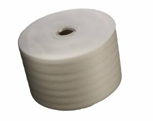 """376' x 12"""" Foam Wrap 1/16"""" Thick  Roll  Perforated Every 12""""  Free Shipping"""