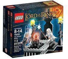 Lego Lord Of The Rings 79005 THE WIZARD BATTLE Saruman Gandalf Eye Sauron NISB