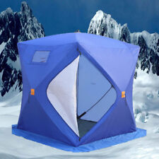Winter Outdoor camping Quickfish House Tent Portable Pop Up Fishing Ice Shelfter