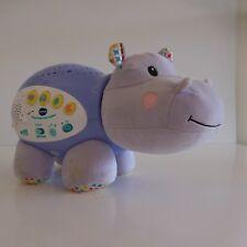 Peluche plush toy jouet music box boite à musique VTECH HIPPO DODO PN 1964