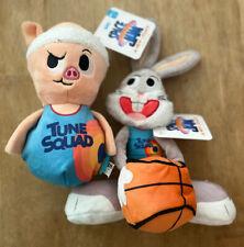 LeBron James Space Jam Bark Box 2 Toy Set Bugs Bunny Porky Pig Tune Squad New