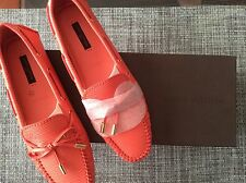 💝 LOUIS VUITTON GLORIA FLAT LOAFER TAILLE 38