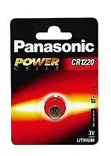 Panasonic CR1220 Single Use Batteries