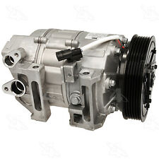 New A/C Aftermarket Compressor And Clutch 68664