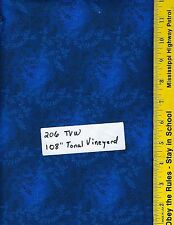 "206 TVW, 108"" EXTRA WIDE QUILT BACKING, TONAL VINEYARD, 47603, 100% COTTON, BTY"
