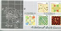 SINGAPORE STAMP 2016 TRADITIONAL BOARD GAMES FDC