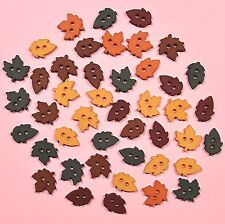 Robe it up boutons minuscules feuilles engranger 4874-Automne embellissements