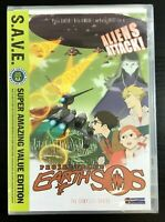 Project Blue Earth SOS - The Complete Series  (DVD, 2010, 2-Disc Set, S.A.V.E.)