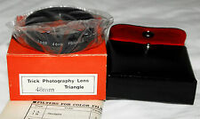 Telesar 48mm Triangle Special Effect Multiview Prism 3 facet NEW IN BOX