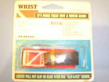 """Wrist Wrap Standard 3/4"""" pin RED gauges compass watch"""
