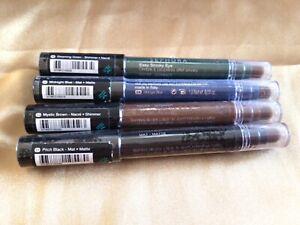 Sephora EASY SMOKY EYE Stick Eyeshadow Eyeliner FULL SZ Black, Brown, Blue Green