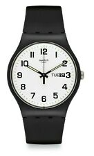 Swatch orologio New Gent Twice Again ref. SUOB705