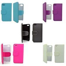 Fundas con tapa Apple de piel para teléfonos móviles y PDAs