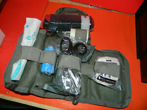 NEW IFAK INSERT WITH NEW SUPPLIES, NON-EXPIRE SUPPLIES FIRST AID KIT,EMT, MEDIC