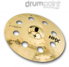 "Sabian HHX Evolution 18"" O-Zone Crash Cymbal Becken  ** SONDERPREIS / TOPDEAL **"