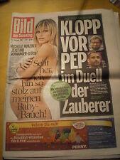 BamS Michelle Hunziker Victoria David Beckham Leonardo DiCaprio Heidi Klum Horst