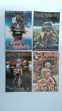 Iron Maiden metal vintage foto Photo pictures set