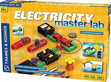 Thames and Kosmos 620813 Electricity: Master Lab Experiment Kit