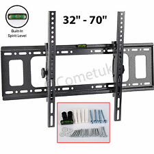 TV Wall Bracket Mount Tilt For 32 37 40 42 46 48 50 55 60 70 Inches 3D LCD LED