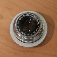 WOLLENSAK 2 inch 50mm f/2.8 Velostigmat Vintage Camera Lens