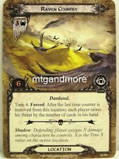 Lord of the Rings LCG - 1x Raven country #158 - The antlered Crown