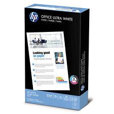 Hp Office Ultra-White Paper 92 Bright 20lb 8-1/2 x 14 500/Ream 001422