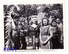 Evelyn Ankers Last Of The Redmen VINTAGE Photo
