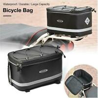 Bike Bicycle Bags Rear Rack Bag Mountain Tail Seat Pack Carrier Road YZH